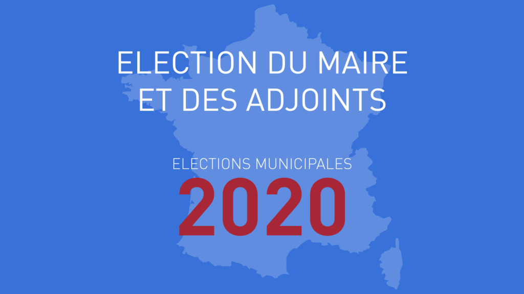Election Maire-Adjoints
